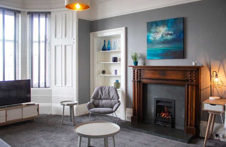 Shawlands Apartment – South Glasgow